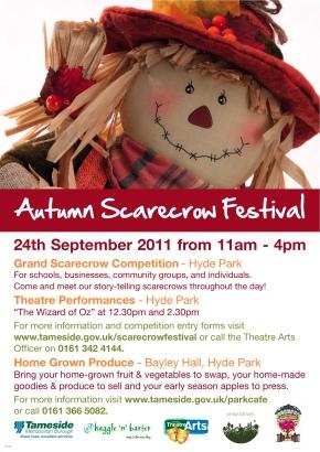 Autumn Scarecrow Festival 2011