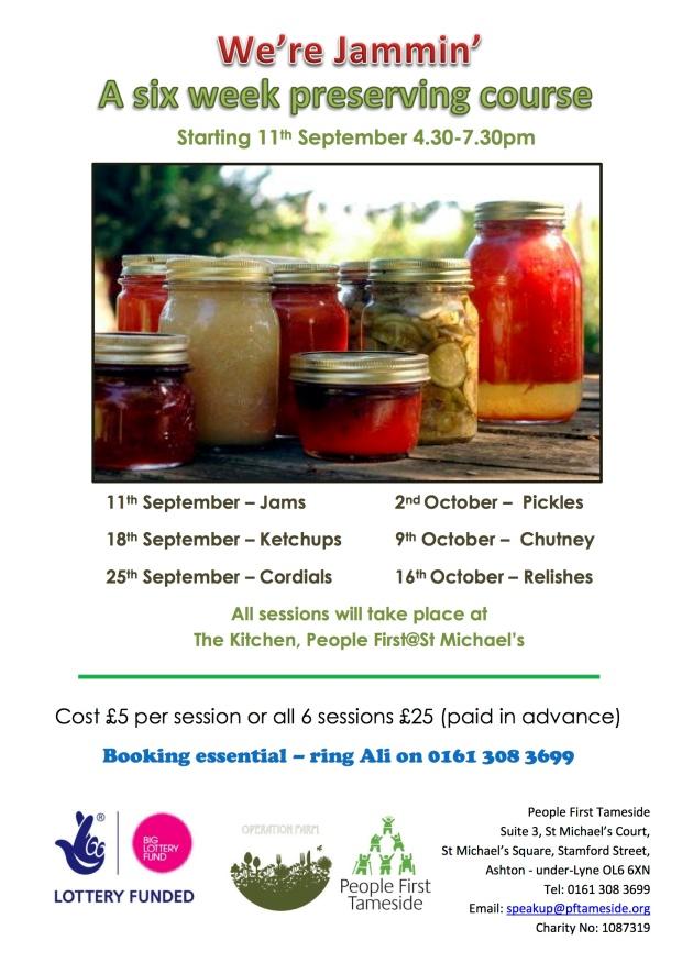 Preserve Course - Autumn - Op Farm