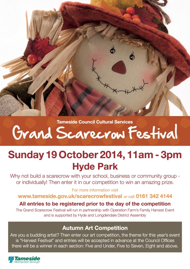 Scarecrow and Harvest Festival 2014